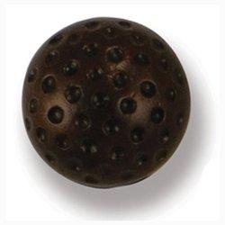 Michael Healy Designs Oiled Bronze Golf Ball Doorbell Ringer