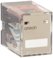Omron Quadruple Pole 2-Throw Relay (MY4N1-D2 DC24 (S)
