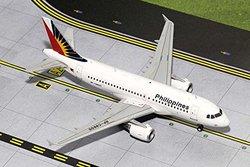 GEMINI200 1-200 G2PAL499 1-200 Philippine A319 REG No. RP-C8600