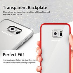 Araree Hue Plus Cell Phone Case for Galaxy S6 Edge+ - Black (AR20-00066A)