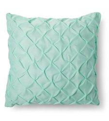 Xhilaration Twist & Tuck Decorative Pillow - Green
