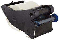 "Brady LabelizerPlus and VersaPrinter Tape Cartridge  B- 595 Indoor/Outdoor Vinyl Film Size: 4"" x 90'   BLK/CLR  1PK"