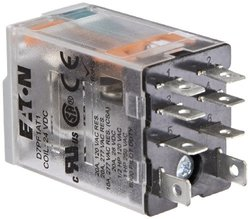 Eaton D7PF1AT1 C-H SPDT RELAY - 24 VDC CO,