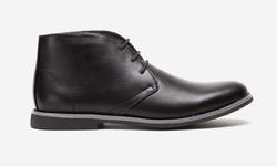 Oak & Rush Men's Chukka Boots - Black - Size: 10.5