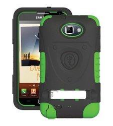 Trident Samsung Galaxy Note i9220 Kraken AMS Case - Green (AMS-N7000-TG)