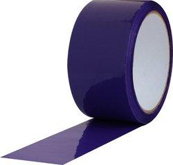 """Pro Seal 300AC Acrylic Carton Sealing 2ml 1000yd 2""""W Adhesive Tape -Purple"""