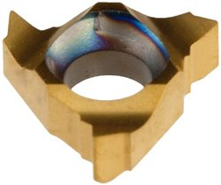 Dorian Tool VD-TiN Coated Carbide Laydown External Threading Insert