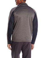 Tamagear Men's Saddleback Full Zip Mid-Layer Jacket - Charcoal - Size: XXL