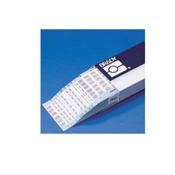 Brady CPCWM-276-300, 12527 Wire Marker Card Combination Pack (Pack of 5 pcs)