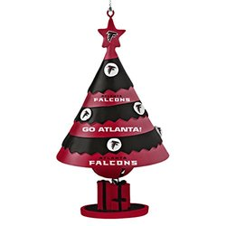 NFL Atlanta Falcons Tree Bell Ornament
