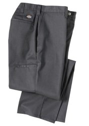 Dickies 2112272DC Men's Premium Industrial Cell Phone Pant, Charcoal, Size 42X32