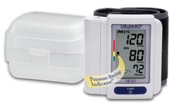 Think Safe BPCUFF1-A BP Cuff digital automatic wrist with storage case