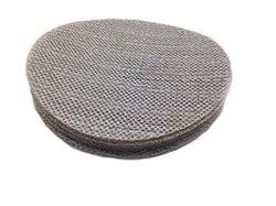 Sungold Abrasives 91-505-180 Trinet 5-inch Hook and Loop Mesh Abrasives, 180 Grit, 50-Pack
