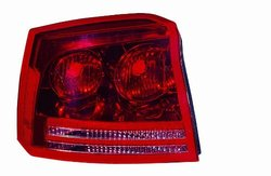 Depo 334-1915L-AS Dodge Charger Driver Side Replacement Taillight Assembly