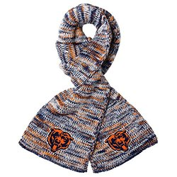 NFL Chicago Bears Peak Hand-made Women's Scarf - Multicolor