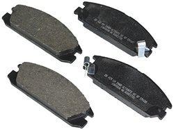 Beck Arnley 088-1290C Front Ceramic Pads New Front