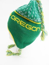 Donegal Bay Men's NCAA Oregon Ducks Toboggan Hat - Green