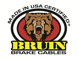 Bruin Brake Cables 94135 Parking Brake Cable