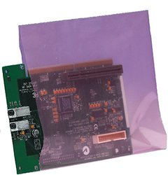 "Bauxko 12"" x 15"" Anti-Static Flat Poly Bags, 4 Mil, 50-Pack (xPBAS1201-50)"