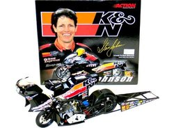 K & N DIE CAST MOTORCYCLE K&N 87-4000