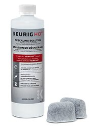 Keurig 117574 Brewer Care Kit - 2 Pack Water Filter Refill