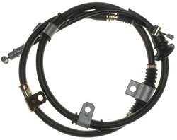 ACDelco 18P2484 Professional Rear Driver Side Parking Brake Cable Assembly