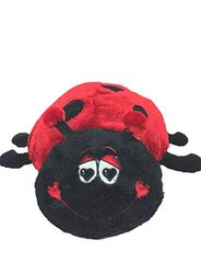 "GabiToy 18"" Love Red Bug Plush"