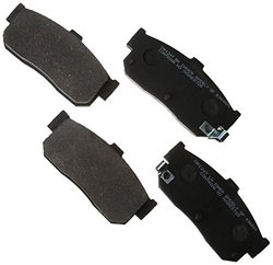 Beck Arnley  088-1447D  Axxis Deluxe Brake Pads
