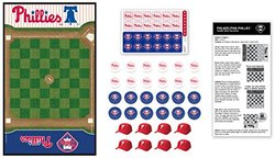 Masterpieces MLB Philadelphia Phillies Checkers Board Game