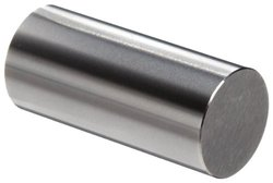 "Vermont Gage Steel Go Plug Gage, Tolerance Class X, 0.0735"" Gage Diameter"
