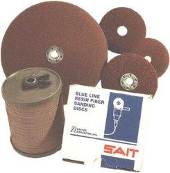 United Abrasives/SAIT 50157 SAIT 3A 5 X 5/8-11 80X Sait-Lok Fiber Disc, 15 Pack