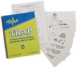 Abilitations Speech Bin Testing and Remediating Auditory Processing Program Kit, Lynn V. Baron Berk