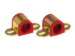 Prothane 19-1147 Red 31 mm Universal Sway Bar Bushing fits B Style Bracket