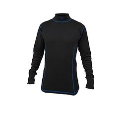 K1 Race Gear Premier Slim Fit Safety X Nomex Under Garment Shirt (Black, 7X-Small)