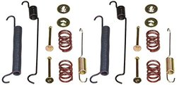 Wagner Car & Truck Rear Brake Combi Kit (H17170)