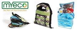 My Eco 4-In-1 Reusable Bag Set, In Multi