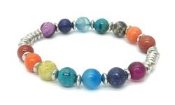 Genuine Chakra Healing Stretch Unisex Bracelet