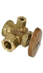 Brasscraft Multi-Turn Dual Outlet Valve