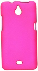 Huawei Valiant / Huawei Ascend Plus H881C Hard Matte Cover Case - Hot Pink