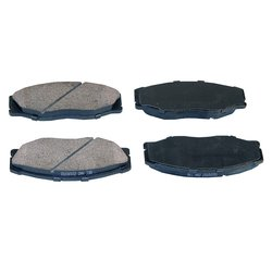 Beck/Arnley 082-1501  Premium Brake Pads