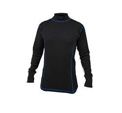 K1 Race Gear Premier Slim Fit Safety X Nomex Under Garment Shirt (Black, X-Small)