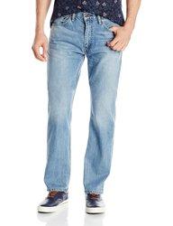 Levi's Men's 505 Regular Fit Jeans - Kalsomine - Size: 34x32