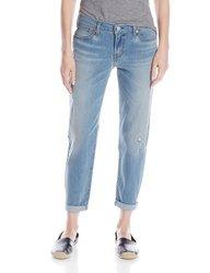 Levi's Women's Boyfriend Jeans - Ocean Vista - Size: 29W