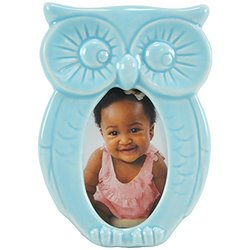 Fetco Home Decor Tyland Owl Picture Frame
