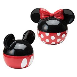 Disney Salt And Pepper Shaker Sets: Minnie And Mickey (2-piece)