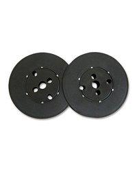 Industrias Kores Dot Matrix Black Ribbon - Pack of 6 (ITKKOR99B)