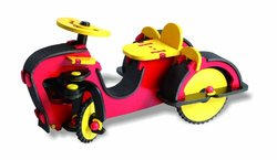 Kids Preferred Wood Buildex Max-Tractor