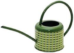 Tierra Garden 36-5004 Retro Mini Watering Can, 0.3-Gallon, Green
