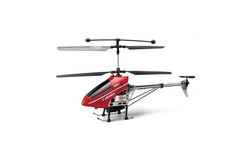 Turbo T04C 2.4GHz 3CH FPV Helicopter w/ Camera - Red