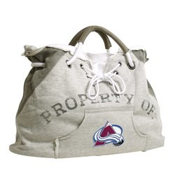 Little Earth Women's NHL Colorado Avalanche Hoodie Tote Bag - Grey